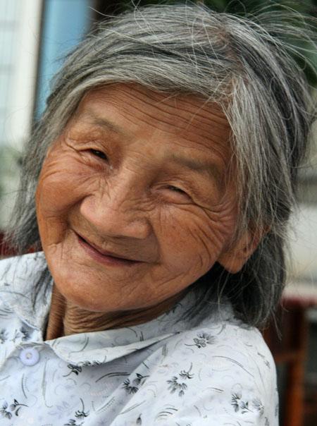 Asian older ladies