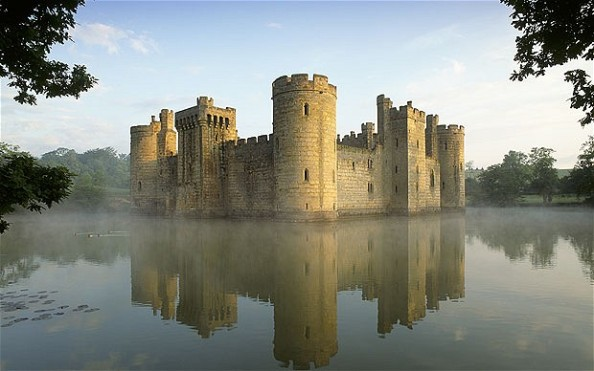 Bodiam Castle, Britain